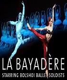 הבלט לה ביידר - La Bayadere